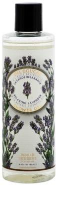 Panier des Sens Lavender gel de dus relaxant