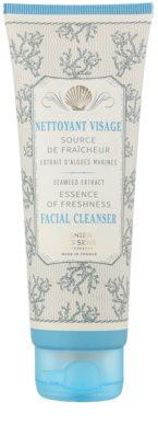 Panier des Sens Mediterranean Freshness čisticí pěnivý gel na obličej