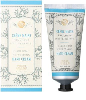 Panier des Sens Mediterranean Freshness crema de manos con extractos de algas marinas 1