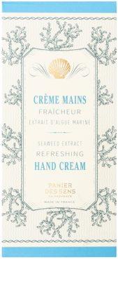 Panier des Sens Mediterranean Freshness crema de manos con extractos de algas marinas 2