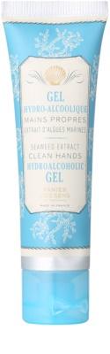 Panier des Sens Mediterranean Freshness antibakteriální čisticí gel na ruce