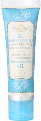 Panier des Sens Mediterranean Freshness oczyszczający żel antybakteryjny do rąk