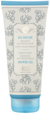 Panier des Sens Mediterranean Freshness gel de ducha con extractos de algas marinas