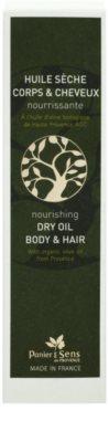 Panier des Sens Olive aceite seco nutritivo para cara, cuerpo y cabello 2