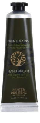 Panier des Sens Olive hranilna krema za roke