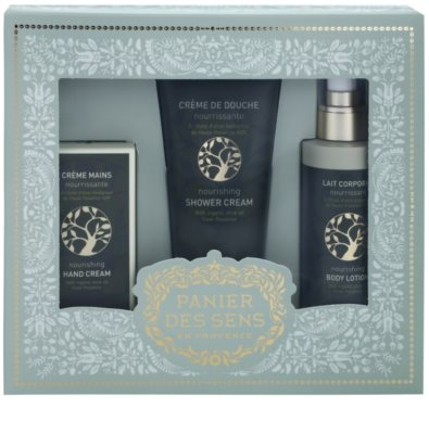 Panier des Sens Olive козметичен пакет  I.