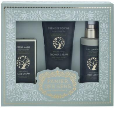Panier des Sens Olive Kosmetik-Set  I.