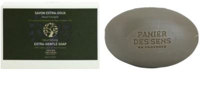 Panier des Sens Olive extra finom tápláló szappan