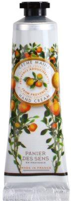 Panier des Sens Provence успокояващ крем за ръце