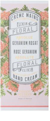 Panier des Sens Rose Geranium Handcreme 2