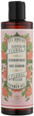 Panier des Sens Rose Geranium гель для душу