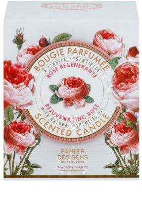 Panier des Sens Rose ароматна свещ 2