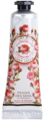 Panier des Sens Rose pomlajevalna krema za roke
