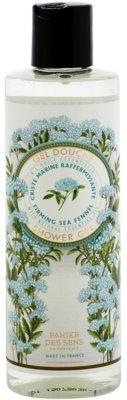 Panier des Sens Sea Fennel spevňujúci sprchový gél