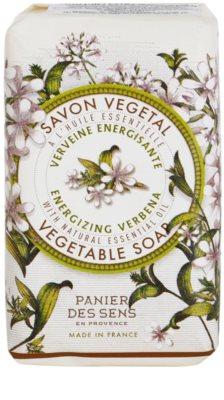 Panier des Sens Verbena energiespendende pflanzliche Seife
