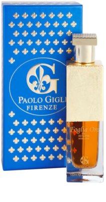 Paolo Gigli Foglio Oro Eau de Parfum für Damen 1