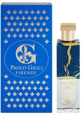 Paolo Gigli Oro Blu Eau De Parfum unisex
