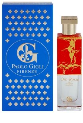 Paolo Gigli Oro Rosso parfémovaná voda unisex