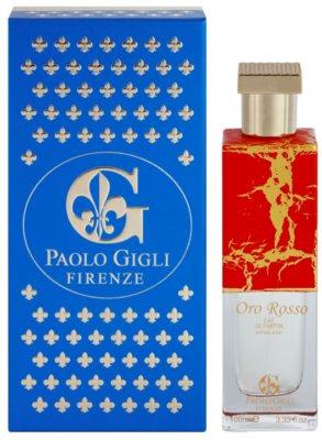 Paolo Gigli Oro Rosso parfumska voda uniseks