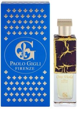 Paolo Gigli Oro Viola parfumska voda uniseks