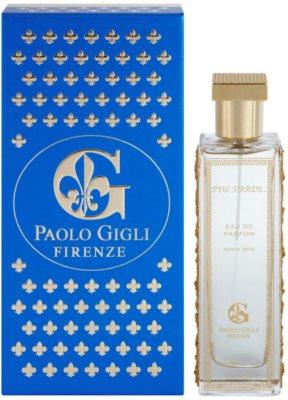 Paolo Gigli Piu Tardi Eau de Parfum unissexo