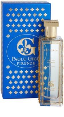 Paolo Gigli Piu Tardi Eau de Parfum unissexo 1