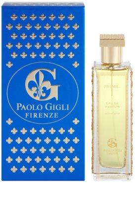 Paolo Gigli Prima Eau de Parfum unissexo