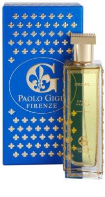Paolo Gigli Prima Eau de Parfum unissexo 1