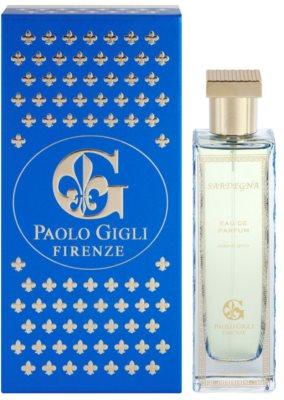 Paolo Gigli Sardegna eau de parfum unisex