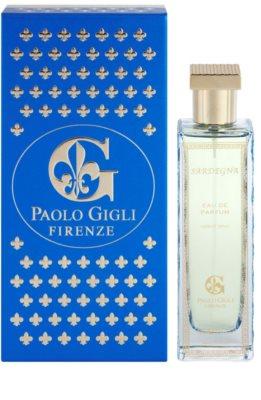 Paolo Gigli Sardegna Eau de Parfum unissexo