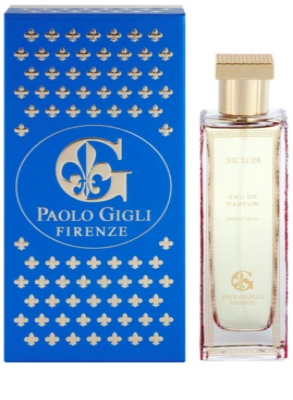 Paolo Gigli Sicilia parfumska voda uniseks