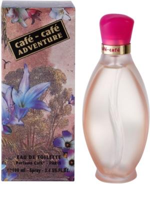 Parfums Café Café- Café Adventure Eau de Toilette para mulheres