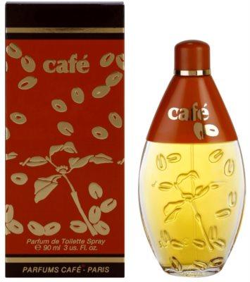 Parfums Café Café Eau de Toilette para mulheres