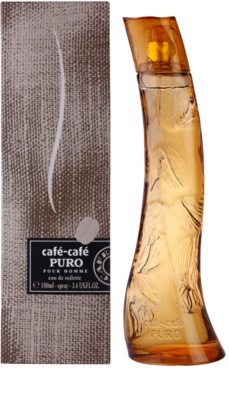 Parfums Café Café-Café Puro Eau de Toilette for Men