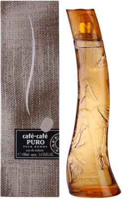 Parfums Café Café-Café Puro toaletna voda za moške
