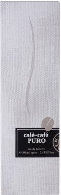 Parfums Café Café-Café Puro Eau de Toilette pentru femei 4