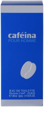 Parfums Café Caféina Pour Homme eau de toilette férfiaknak 4