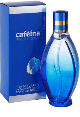 Parfums Café Caféina Pour Homme eau de toilette férfiaknak 1