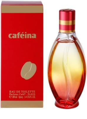 Parfums Café Caféina eau de toilette nőknek