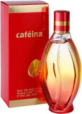 Parfums Café Caféina Eau de Toilette para mulheres 1