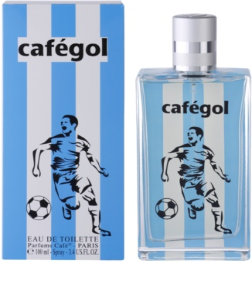 Parfums Café Cafégol Argentina туалетна вода для чоловіків