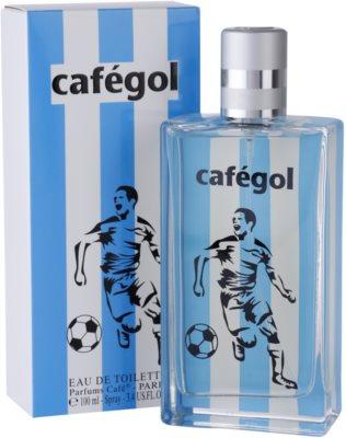 Parfums Café Cafégol Argentina туалетна вода для чоловіків 1
