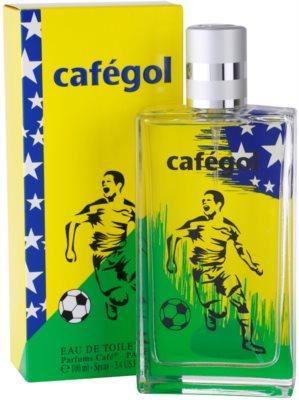 Parfums Café Cafégol Brazil Eau de Toilette para homens 1