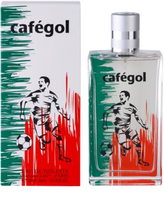 Parfums Café Cafégol Mexico Eau de Toilette para homens