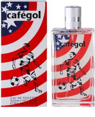 Parfums Café Cafégol USA Eau de Toilette pentru barbati