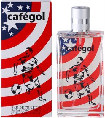Parfums Café Cafégol USA тоалетна вода за мъже