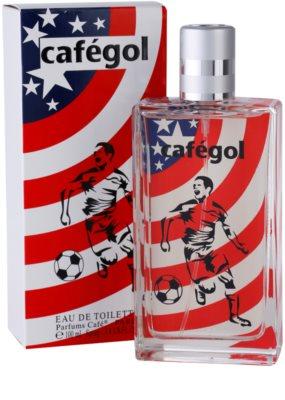Parfums Café Cafégol USA туалетна вода для чоловіків 1