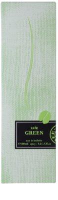 Parfums Café Café Green Eau de Toilette für Damen 4