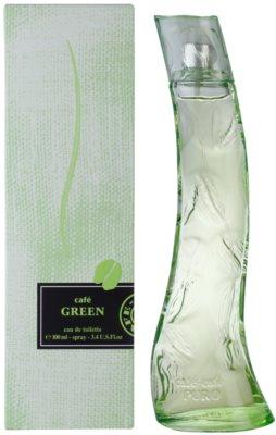 Parfums Café Café Green Eau de Toilette für Damen