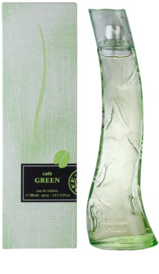 Parfums Café Café Green toaletní voda pro ženy